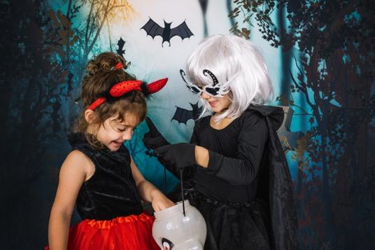 Mottoparty-Halloween