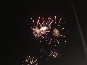 Feuer und Flamme September Feuerwerk 1